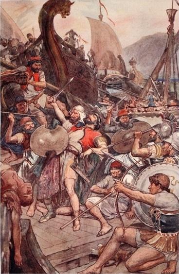 Salamis - Trận hải chiến lớn bậc nhất lịch sử thế giới cổ đại! - Ảnh 4.
