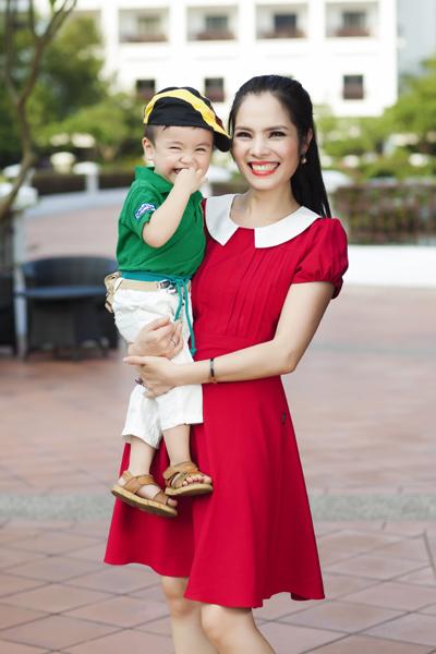 Điểm danh những đứa con được sao Việt giấu kín - Ảnh 12.
