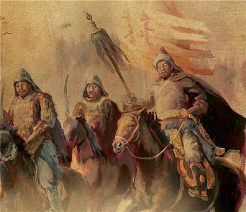 Những huyền thoại còn ẩn giấu về cuộc đời của Thành Cát Tư Hãn (P2) - Ảnh 2.