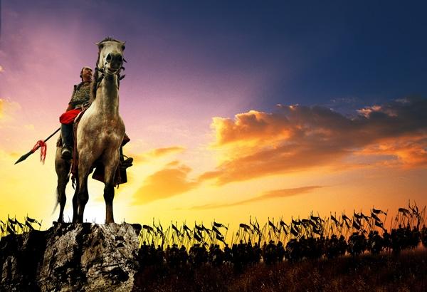 Giai thoại về Sở vương Hàn Tín và bát cơm trị giá ngàn vàng của bà già đói khổ - Ảnh 1.
