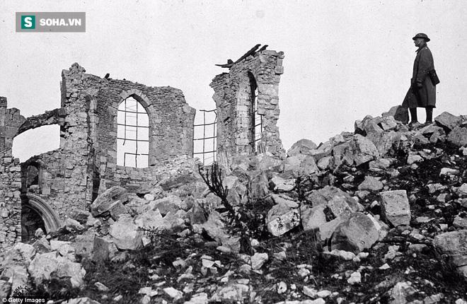 Nấm mồ của Thế chiến thứ nhất: 51 sư đoàn tham chiến, 700.000 người bỏ mạng - Ảnh 2.