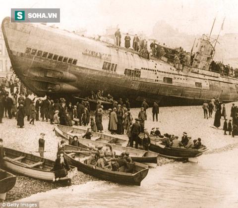 Giútlen: Trận đánh trên biển có quy mô bậc nhất Thế Chiến I - Ảnh 1.