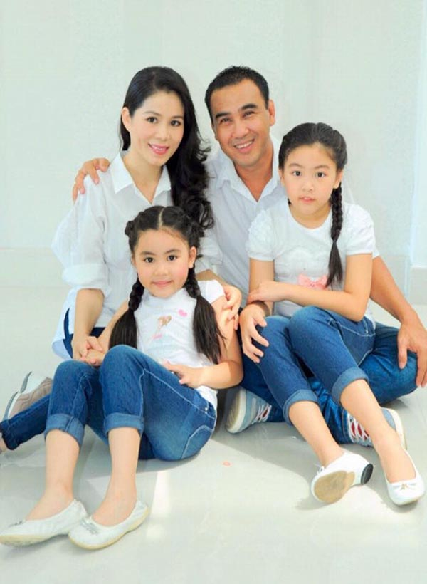 Quyền Linh: Khi hai con gái lên 6, 7 tuổi, tôi dạy tránh xa người không quen biết!  - Ảnh 2.