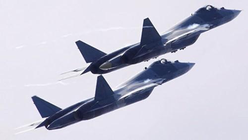 """""""Sức mạnh mới"""" cho máy bay tiêm kích thế hệ 5 Su-57 - Ảnh 1."""