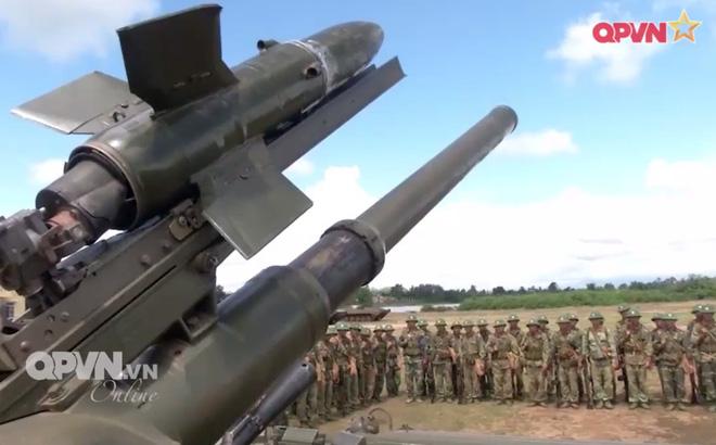 Tên lửa chống tăng Việt Nam tự nâng cấp có đủ sức bắn thủng M1 Abrams? - Ảnh 2.