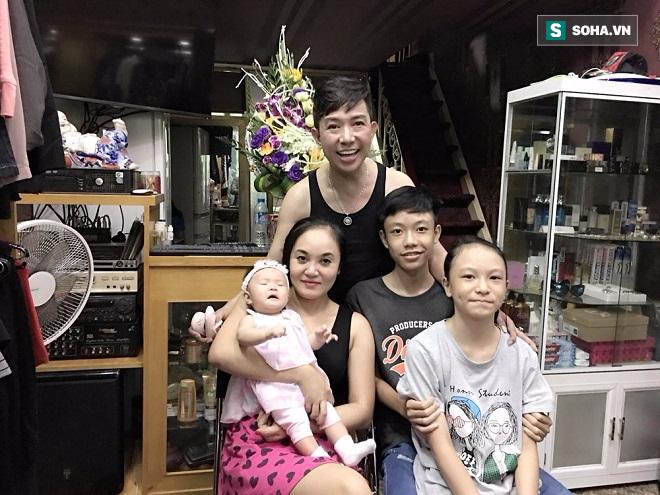 Câu chuyện kỳ lạ về vợ ca sĩ Long Nhật lan truyền trong giới showbiz Việt - Ảnh 3.