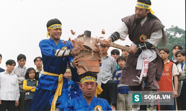 Dị nhân làng võ Việt lý giải tuyệt kỹ đánh bật học trò của Chưởng môn Nam Huỳnh Đạo - Ảnh 1.