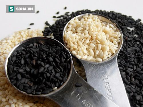 Loại hạt giàu canxi hơn đậu phụ, giàu sắt hơn gan, giàu protein hơn trứng: Chợ VN có nhiều - Ảnh 2.