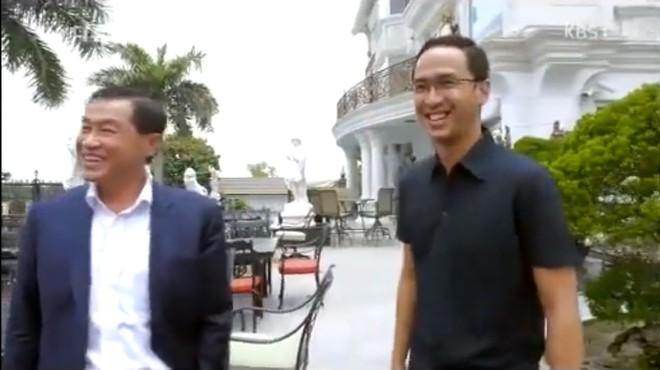 Biệt thự dát vàng và dàn siêu xe hoành tráng của bố chồng Hà Tăng lên sóng truyền hình Hàn Quốc - Ảnh 11.