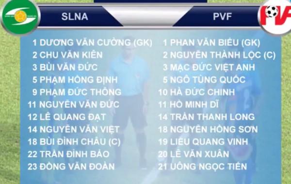 Thua trận đau đớn, quân PVF nhận kết cục không ngờ ở U21 Quốc gia - Ảnh 2.