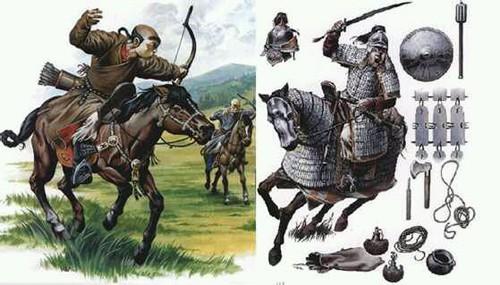 Toàn là đàn ông, tại sao Thành Cát Tư Hãn lại phát cho mỗi binh sĩ 1 bộ đồ lót bằng lụa? - Ảnh 2.