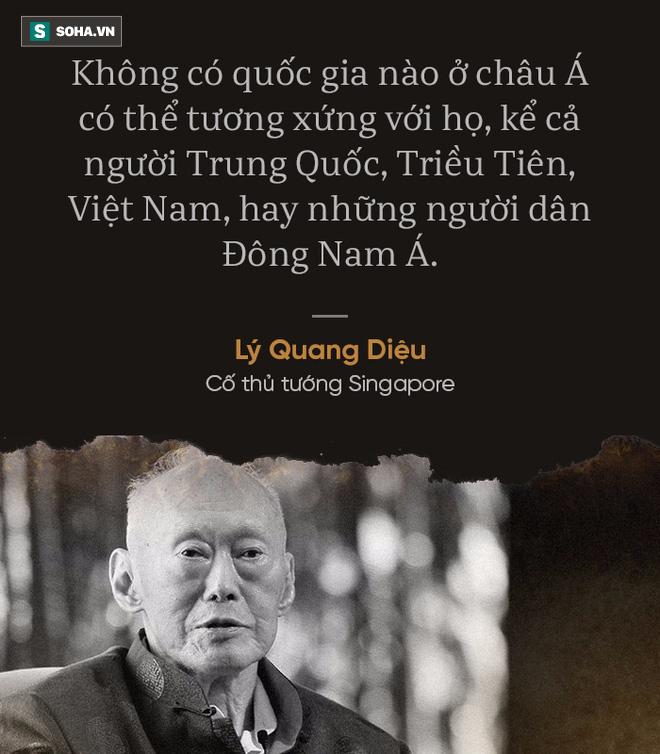 Cố thủ tướng Lý Quang Diệu chỉ ra điều người Nhật vượt trội tất cả các quốc gia châu Á, riêng Singapore mất 10-15 năm mới gần bằng họ - Ảnh 1.
