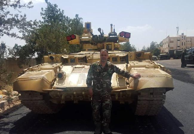 Kẻ hủy diệt BMPT cấp tốc tháo chạy khỏi Syria ngay khi vừa tham chiến - Ảnh 1.