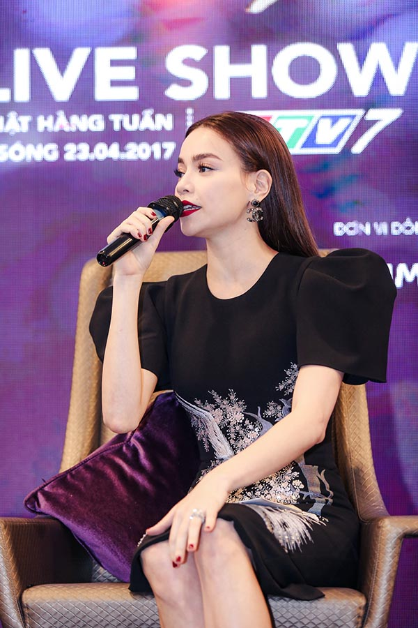Hồ Ngọc Hà nhận cát-xê 200 triệu cho 1 đêm làm giám khảo - Ảnh 6.