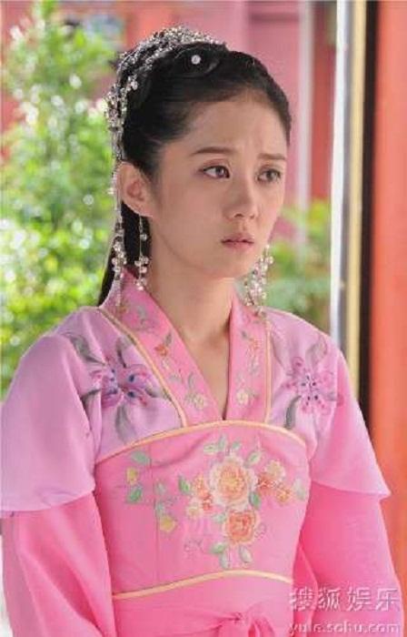 3 mỹ nhân Hàn đẹp nhất trong phim cổ trang Trung Quốc - Ảnh 10.