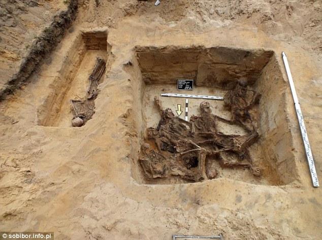 Khai quật nhà tù mới ở Ba Lan, nơi tố cáo tội ác man rợ của Hitler - Ảnh 12.