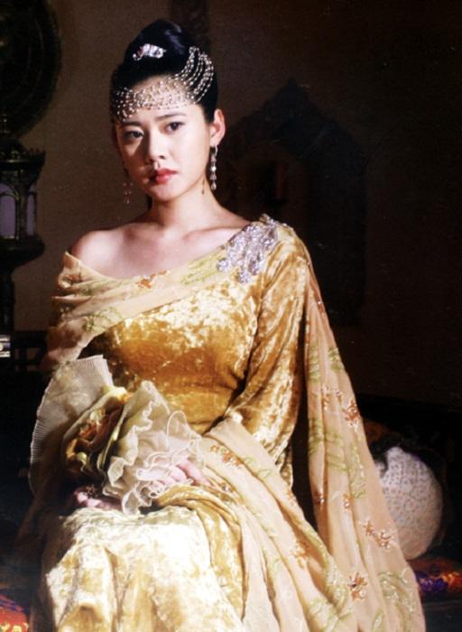 3 mỹ nhân Hàn đẹp nhất trong phim cổ trang Trung Quốc - Ảnh 13.