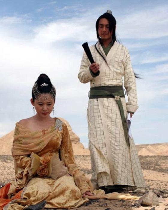 3 mỹ nhân Hàn đẹp nhất trong phim cổ trang Trung Quốc - Ảnh 14.