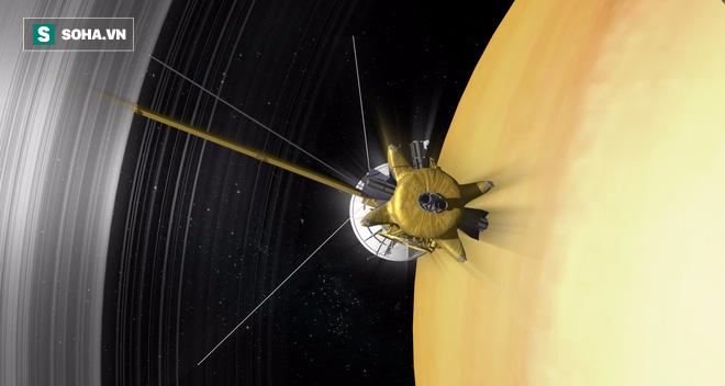 Trước khi lao vào sao Thổ tự sát, phi thuyền Cassini tỷ đô của NASA lại lập kỷ lục mới - Ảnh 1.