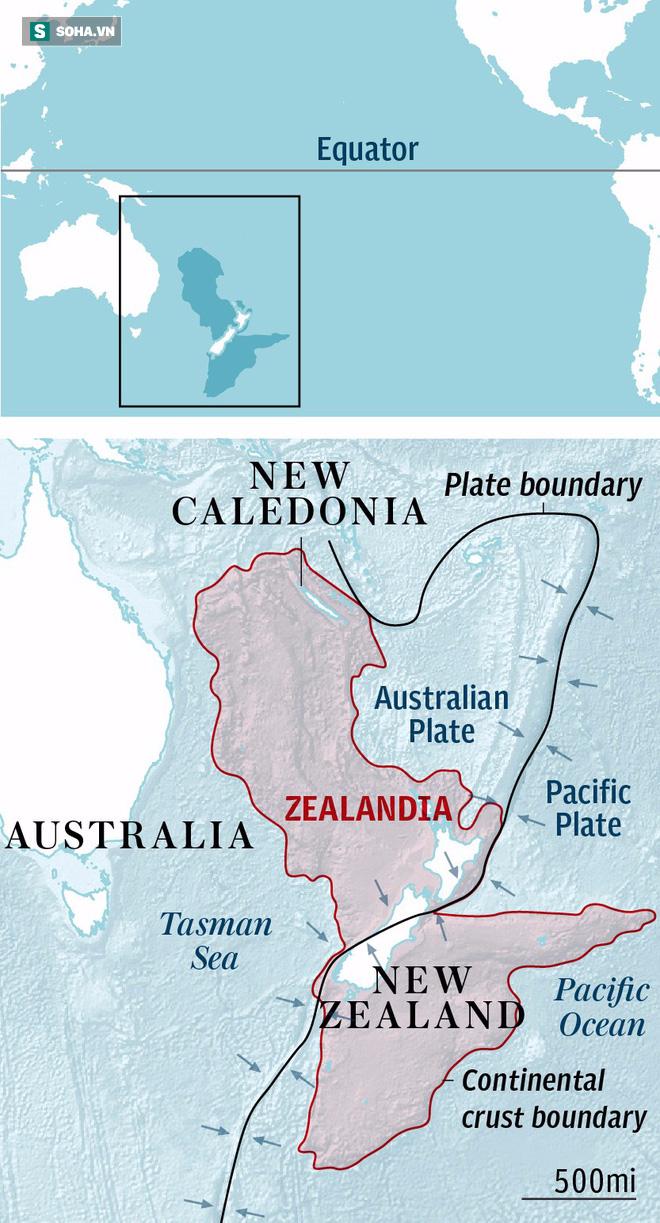 Lần đầu tiên trong lịch sử, Úc lên đường thám hiểm lục địa thứ 8 Zealandia - Ảnh 2.