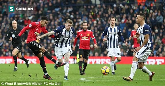 Bắt chước Man City không thành, Man United lại thắng thót tim kiểu Mourinho - Ảnh 2.