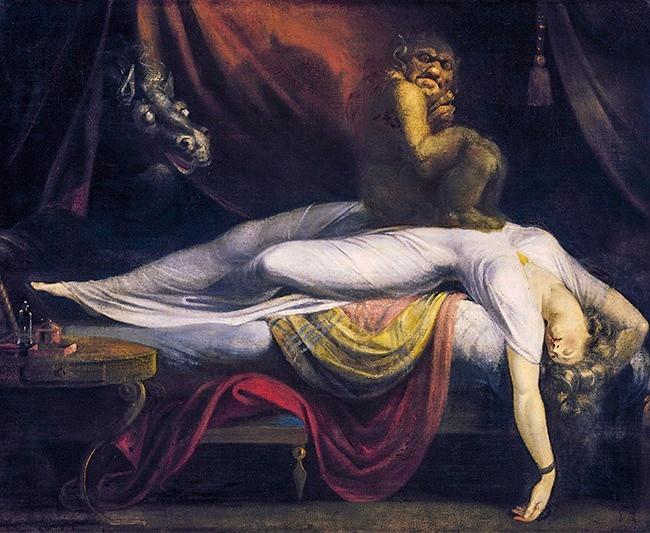 Những hiện tượng kỳ lạ xảy ra trong lúc ngủ, khoa học chưa thể giải thích - Ảnh 1.