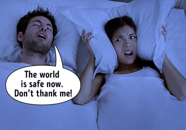 Những hiện tượng kỳ lạ xảy ra trong lúc ngủ, khoa học chưa thể giải thích - Ảnh 3.