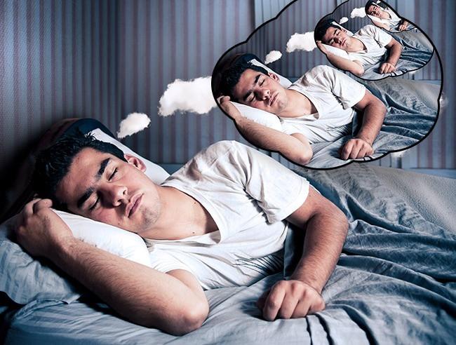 Những hiện tượng kỳ lạ xảy ra trong lúc ngủ, khoa học chưa thể giải thích - Ảnh 4.