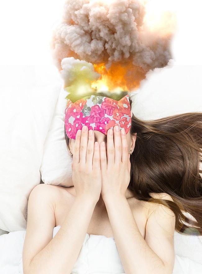 Những hiện tượng kỳ lạ xảy ra trong lúc ngủ, khoa học chưa thể giải thích - Ảnh 6.