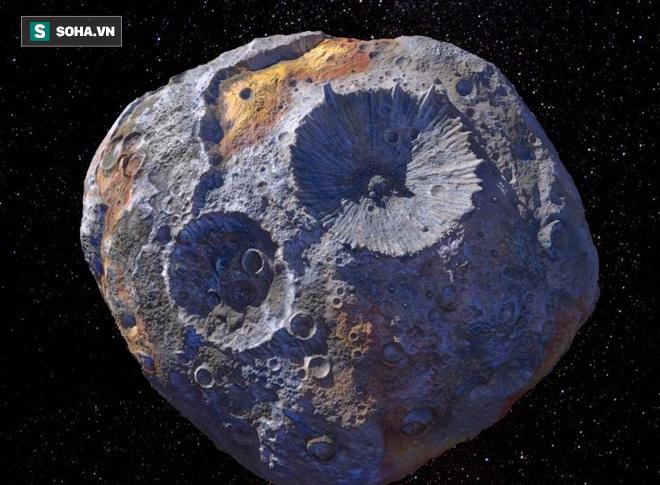 Theo chân NASA, Trung Quốc lên thiên thạch đào bới hàng hiếm, nhằm kiếm hàng triệu tỷ đô - Ảnh 2.
