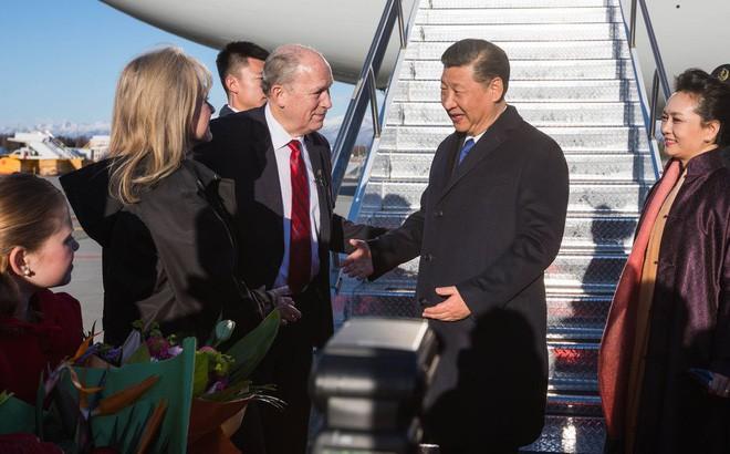 Chuyên gia TQ bật mí về phái đoàn tinh hoa tháp tùng Tổng thống Trump thăm Bắc Kinh - Ảnh 1.