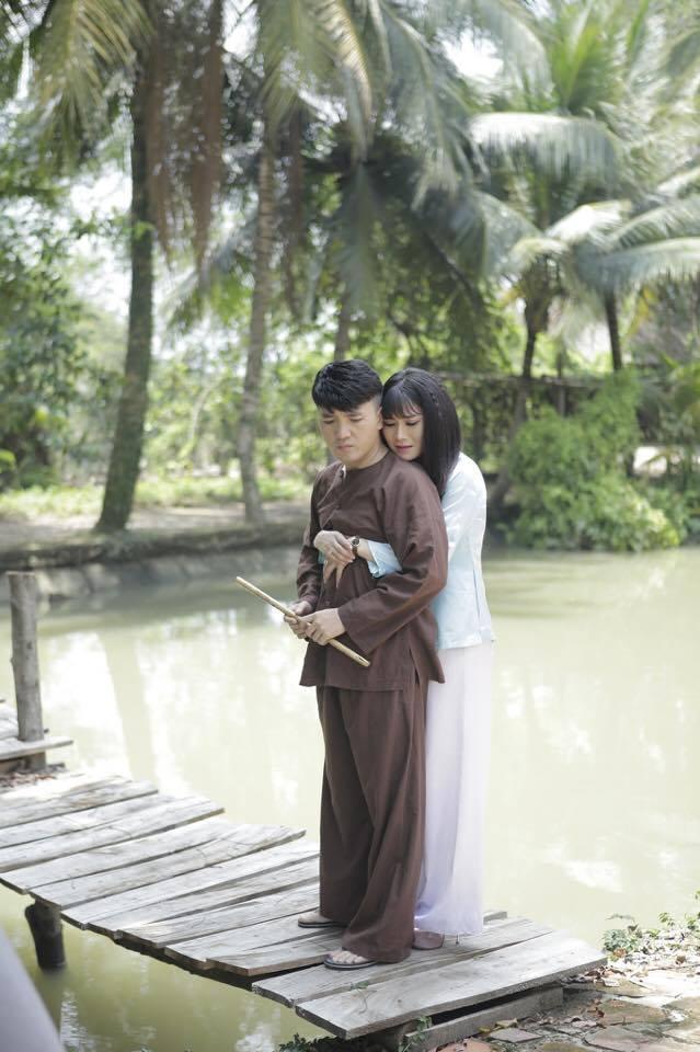 Dương Ngọc Thái, Thu Trang ra mắt phim ca nhạc Tình yêu cách trở - Ảnh 2.