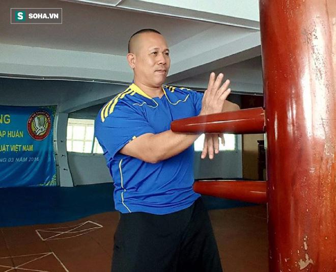 Cao thủ Vịnh Xuân Flores bất ngờ thách đấu Chủ nhiệm Vịnh Xuân Thăng Long - Ảnh 1.