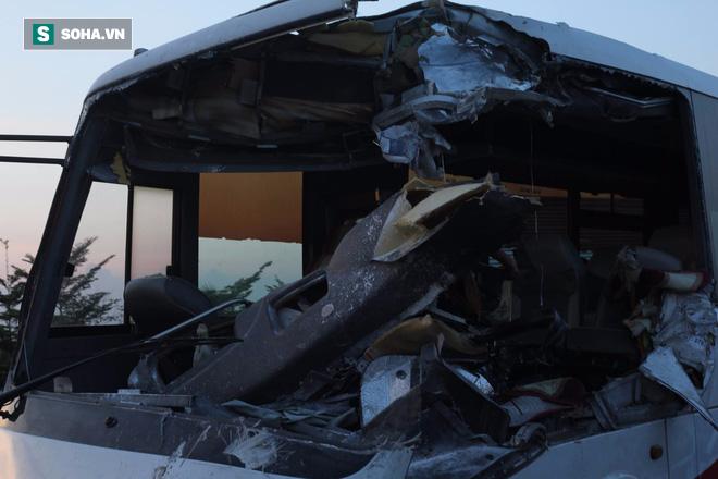 Tai nạn trên cao tốc Trung Lương, 5 người thương vong - Ảnh 1.