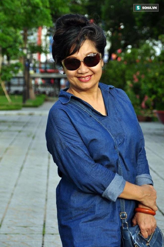 Trang Trần công khai dùng lời tục tĩu mắng chửi nghệ sĩ Xuân Hương - Ảnh 1.