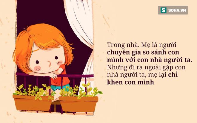 Con gái lên facebook kể 11 điều vô lý của mẹ: Ai đọc cũng thấy đúng! - Ảnh 3.