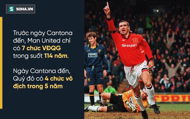 Hẹn với định mệnh: Eric Cantona - thanh gươm báu định quốc của triều đại Alex Ferguson - Ảnh 8.