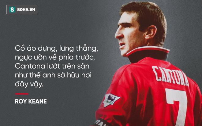Hẹn với định mệnh: Eric Cantona - thanh gươm báu định quốc của triều đại Alex Ferguson - Ảnh 7.