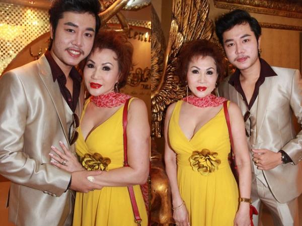 Giữa tin đồn chia tay, xem lại hình ảnh mặn nồng của Vũ Hoàng Việt với bạn gái tỷ phú U60 - Ảnh 3.