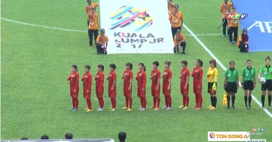 """""""Việt Nam vô địch"""" và điều khiến các cô gái Vàng phải… rơi lệ tại Malaysia - Ảnh 3."""