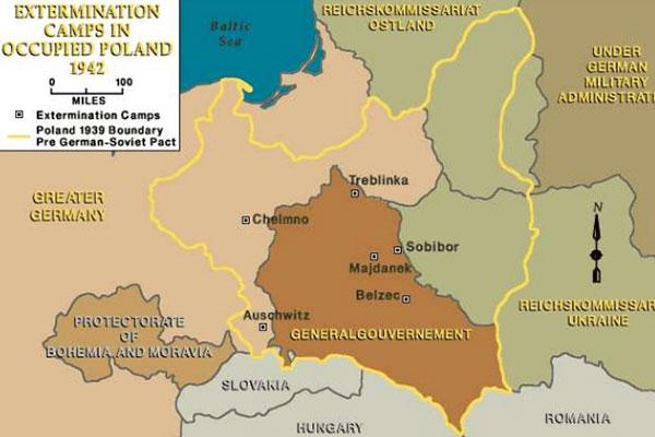 Khai quật nhà tù mới ở Ba Lan, nơi tố cáo tội ác man rợ của Hitler - Ảnh 1.