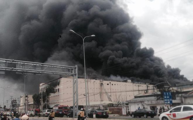 Vụ cháy ở Cần Thơ thiệt hại đến 6 triệu USD, chủ doanh nghiệp ngất xỉu tại hiện trường - Ảnh 3.