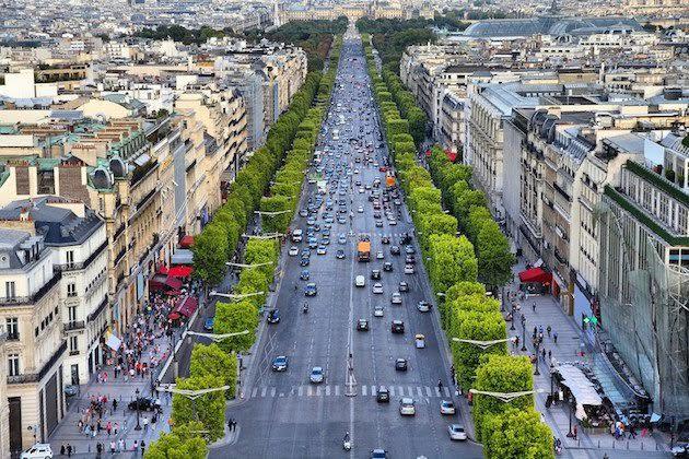 Góc nhìn của KTS người Việt ở Pháp - bài 1: Mềm dẻo là đặc tính của vỉa hè - Ảnh 2.