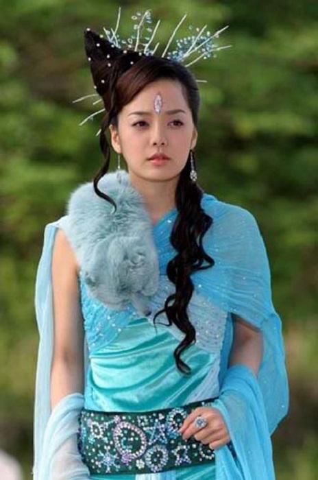 3 mỹ nhân Hàn đẹp nhất trong phim cổ trang Trung Quốc - Ảnh 2.