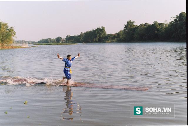 Dị nhân làng võ Việt lý giải tuyệt kỹ đánh bật học trò của Chưởng môn Nam Huỳnh Đạo - Ảnh 2.