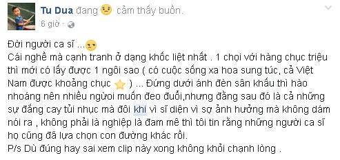 Giới ca sĩ Việt đau xót khi xem video Lưu Chí Vĩ bị khán giả đuổi đánh, bầu sô lăng mạ - Ảnh 3.