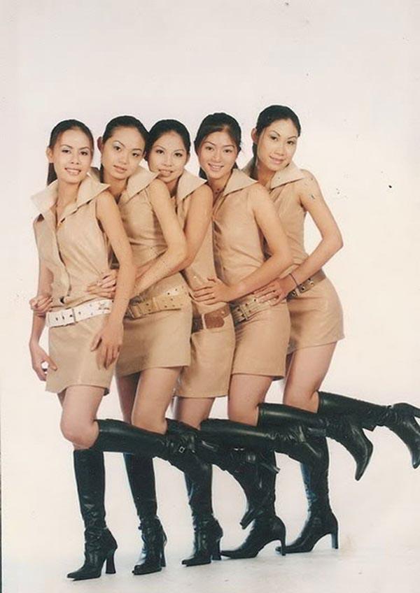 Tiết lộ thời đi hát nhóm, ít người nhận ra của Minh Hằng - Ảnh 3.