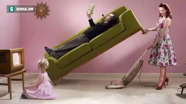 Một bức tranh, xem xong tất cả phụ nữ đều ngậm ngùi, đàn ông phải trầm ngâm! - Ảnh 2.
