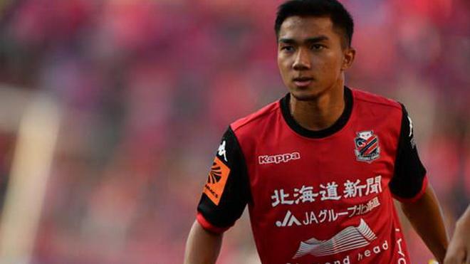 """Khi Thái Lan vẫn thách thức SEA Games, """"tiểu Messi"""" Chanathip đã làm được gì ở Nhật? - Ảnh 1."""