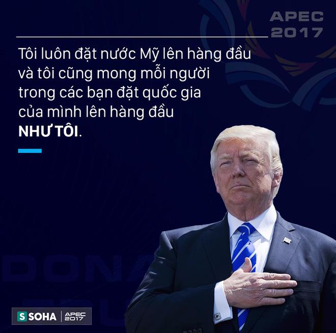 Tổng thống Mỹ Donald Trump: Việt Nam đã hiểu giá trị của nền độc lập từ 2.000 năm trước - Ảnh 4.